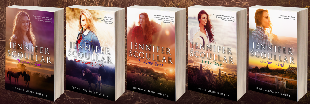 Jennifer Scoullar – Bestselling Author of Australian Fiction